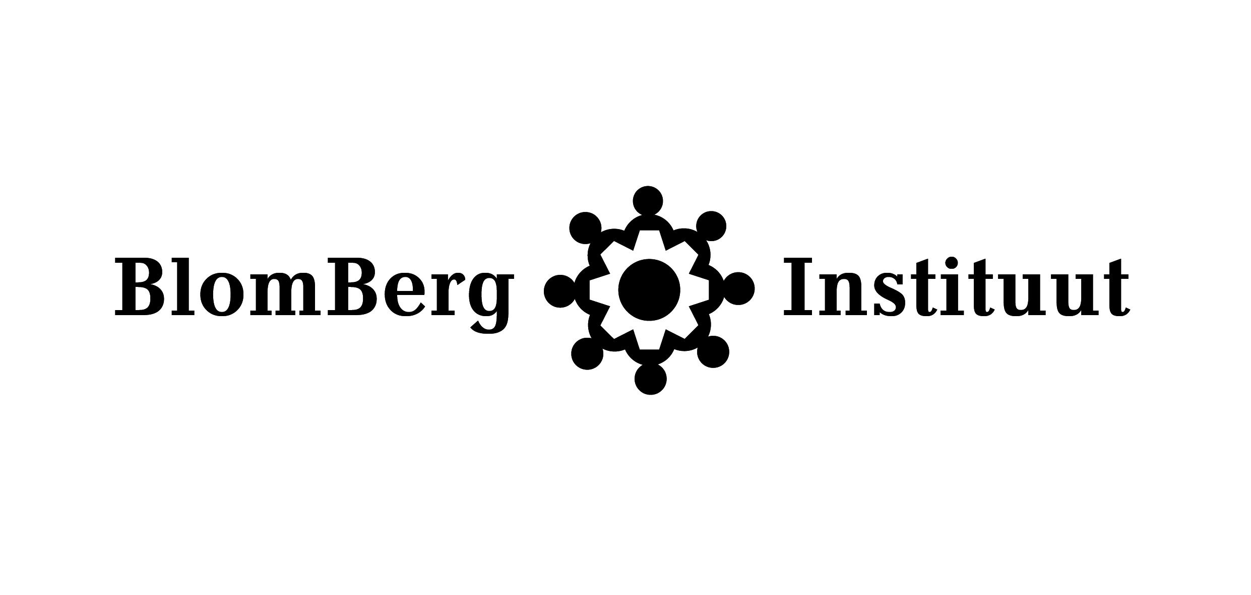 logo_blomberg-Instituut zwart